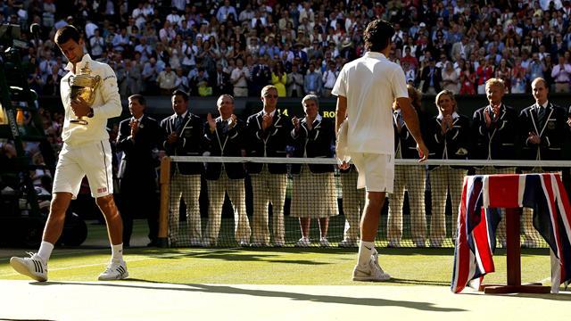 Les 10 matches inoubliables de la rivalit� entre Federer et Djokovic