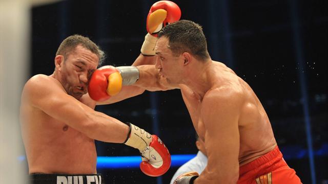 Кличко посвятил победу над Пулевым борцам за независимость Украины