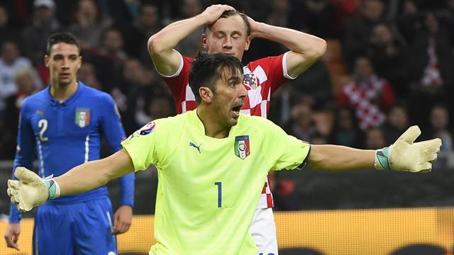 Buffon, une défense de fer… 8 stats qui prouvent que l'Italie est dangereuse à l'Euro