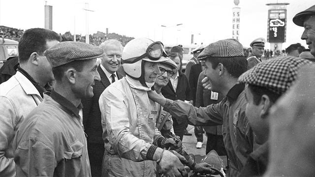 John Surtees, doyen des champions du monde, est décédé
