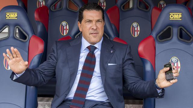Президент «Болоньи» расплакался после выхода клуба в Серию А