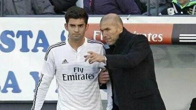 """Zidane : """"Mon fils ? Aujourd'hui, je lui parle comme un papa"""""""