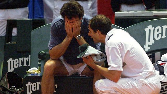 Tennis : 15 ans après, Pioline n'a toujours pas digéré la finale sur terre contre l'Australie