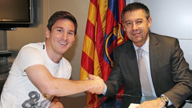«La direction du Barça n'est pas au niveau du club»