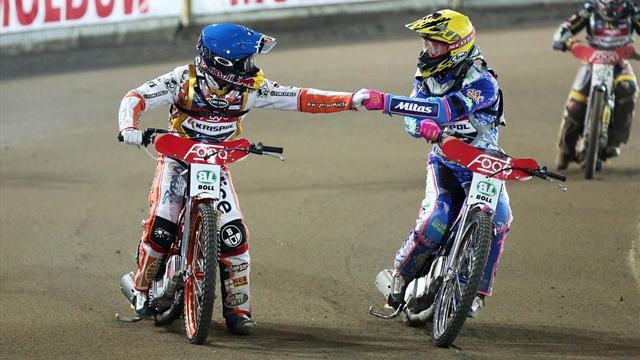 Russia win Best Pairs round in Gustrow