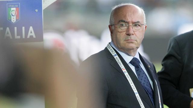 """Tavecchio: """"Siamo contenti di Ventura in Nazionale. Totti? Decida lui"""""""