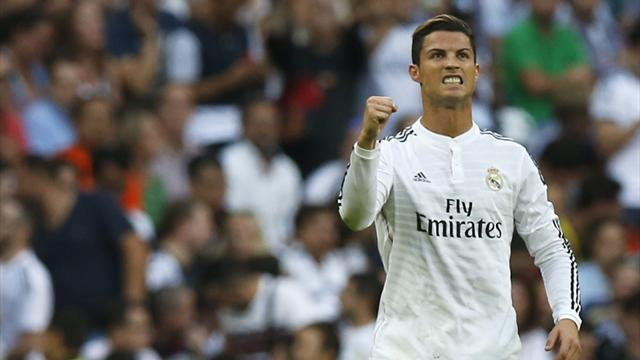 Роналду установил очередной рекорд Ла Лиги