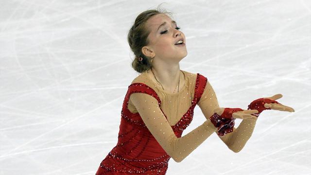 Радионова и Липницкая стали лучшими в короткой программе