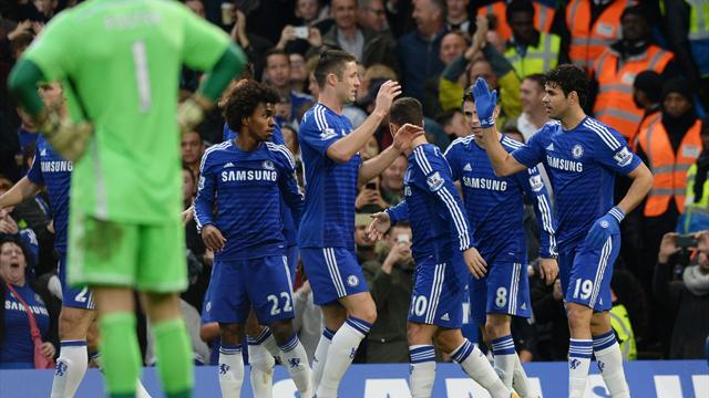 Chelsea n'a pas eu besoin de forcer son talent, City si