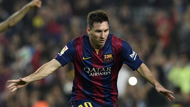 Месси стал лучшим бомбардиром в истории Ла Лиги