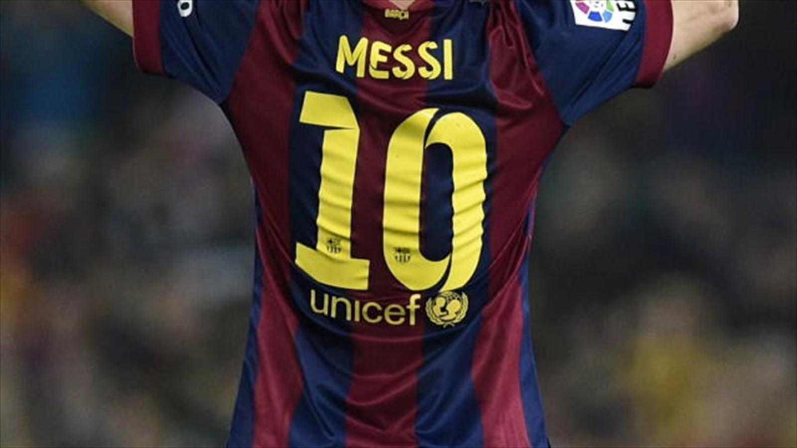 Luis Enrique: Futbol tarihinin en iyisi Messi