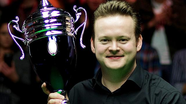 Shaun Murphy claims Ruhr Open title
