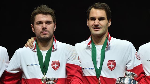 Federer et Wawrinka passent leur tour, la Suisse débutera la défense de son titre sans eux