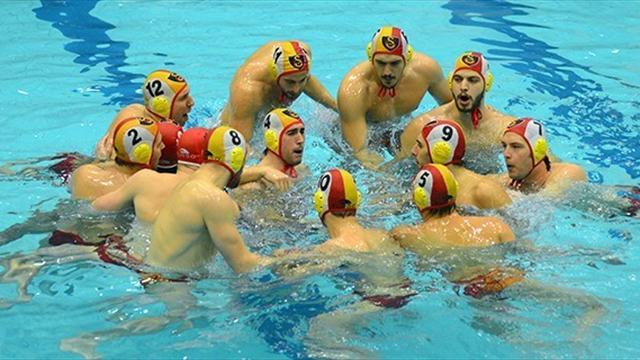Sutopunda şampiyon Galatasaray