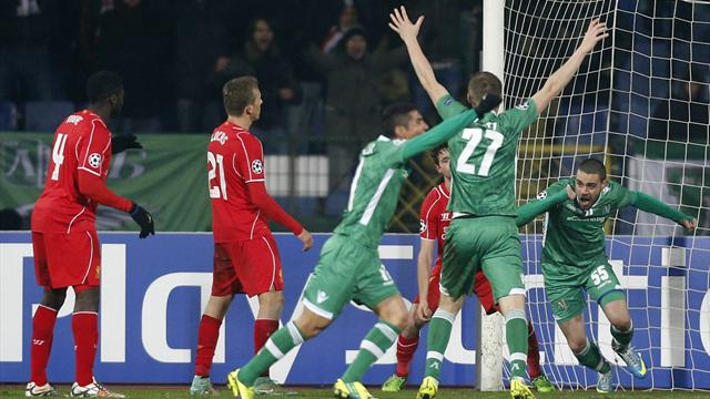 Reigning champions Ludogorets threaten to quit Bulgarian league over refereeing standards