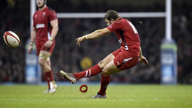 Wales sink Springboks to end southern hemisphere hoodoo