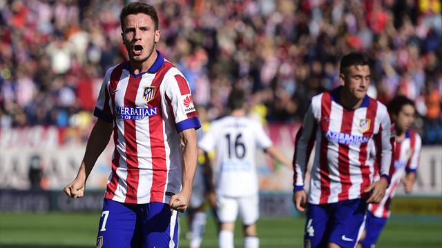 Atletico close in on Real Madrid with Deportivo win