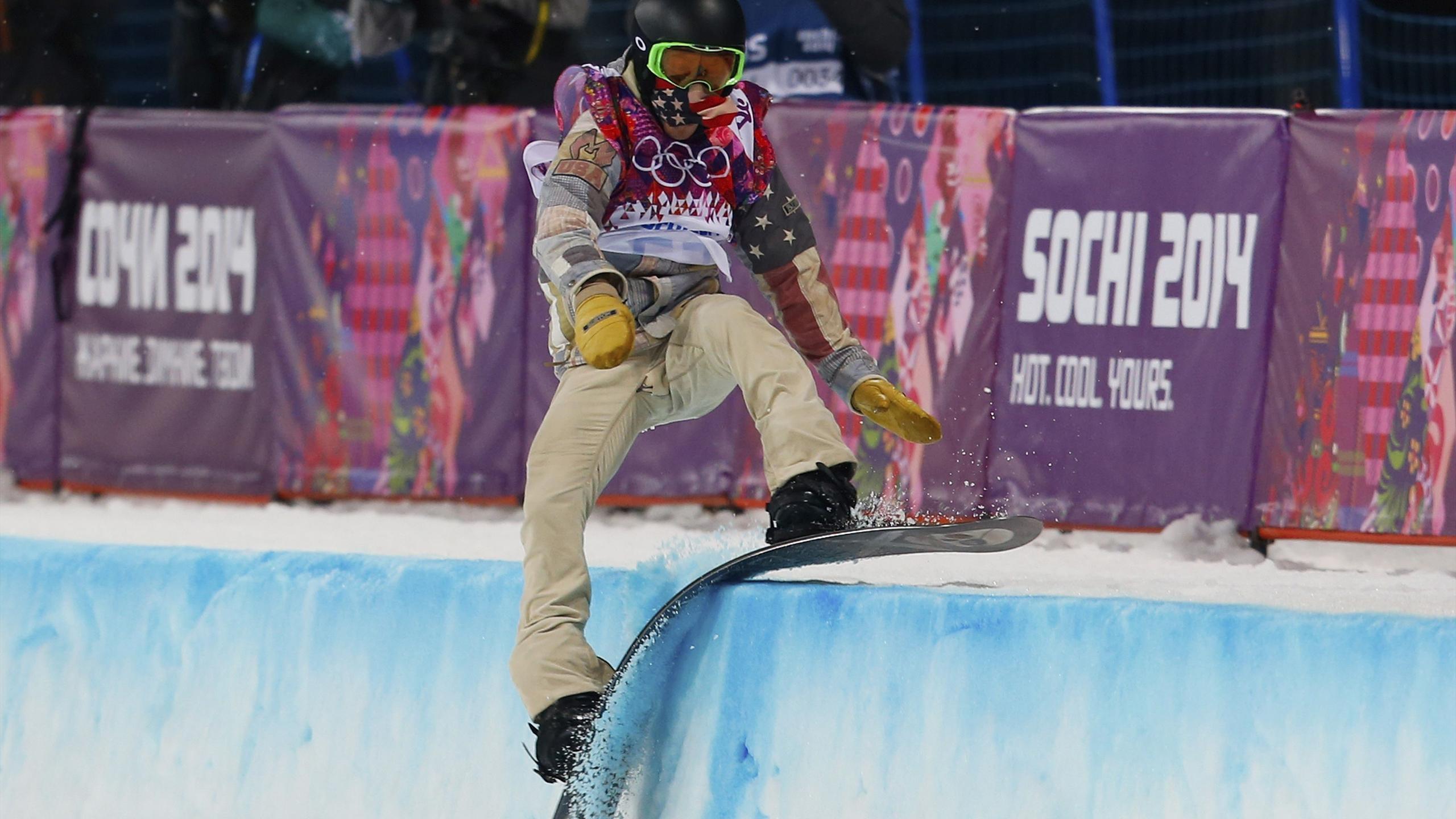 Сноуборд хафпайп олимпиада 8 фотография