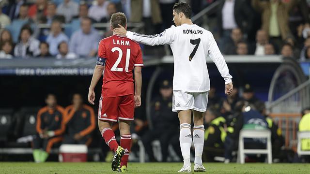 Le roi s'appelle Ronaldo, son dauphin n'est autre que Lahm
