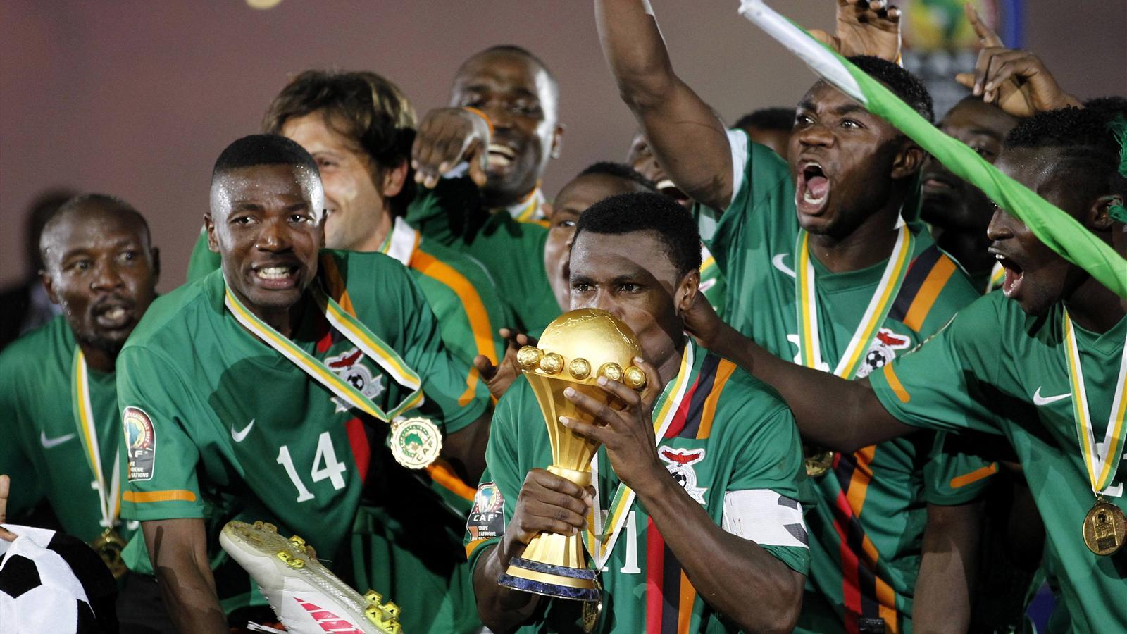 Connaissez vous les surnoms des s lections de la can - Coupe afrique des nations 2015 groupe ...