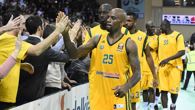 Limoges retrouve Strasbourg en finale