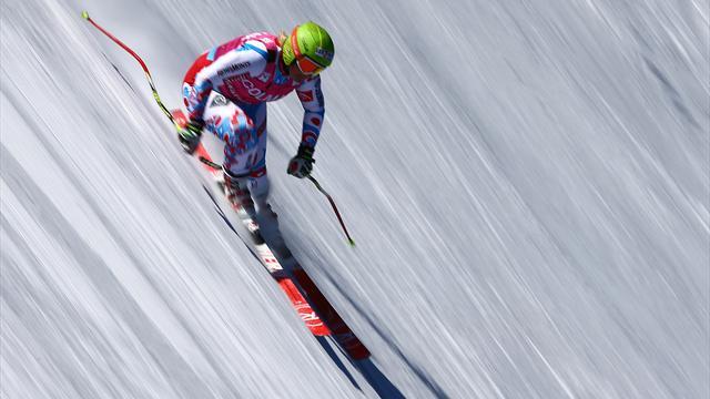 """Rolland : """"Il y a une vie après le ski et j'ai déjà assez bien morflé"""""""