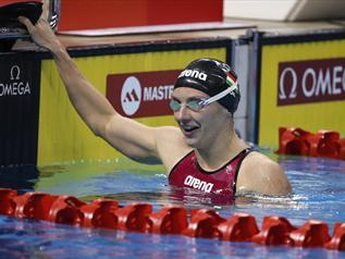 Pet rekorda u četvrtom danu u Dohi-Plivanje