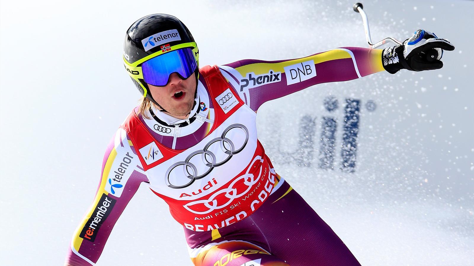 Coupe du monde 2015 kjetil jansrud remporte le super g de - Coupe du monde ski alpin 2015 calendrier ...