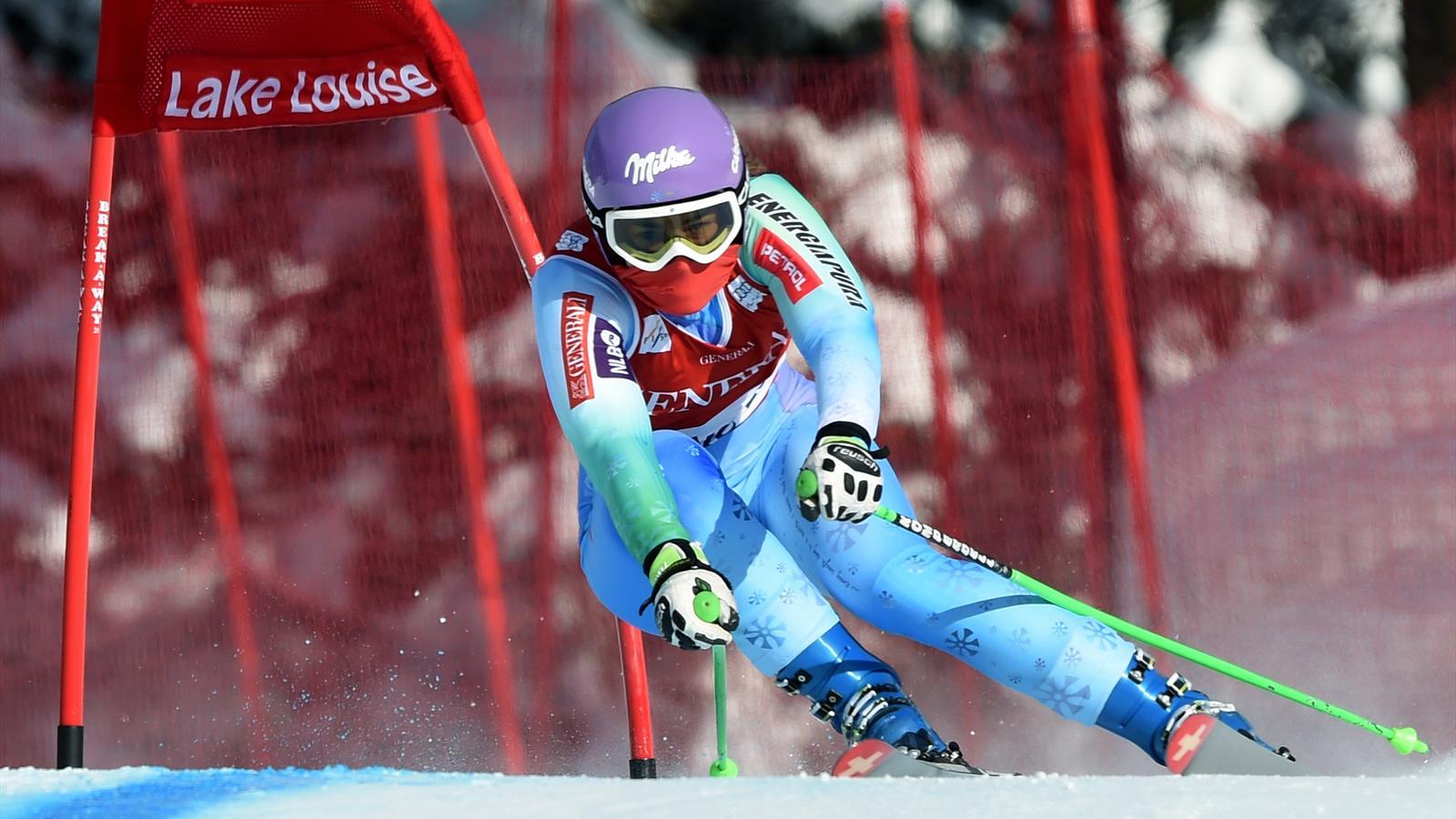 Coupe du monde tina maze remporte la descente de lake - Coupe du monde ski alpin 2015 calendrier ...