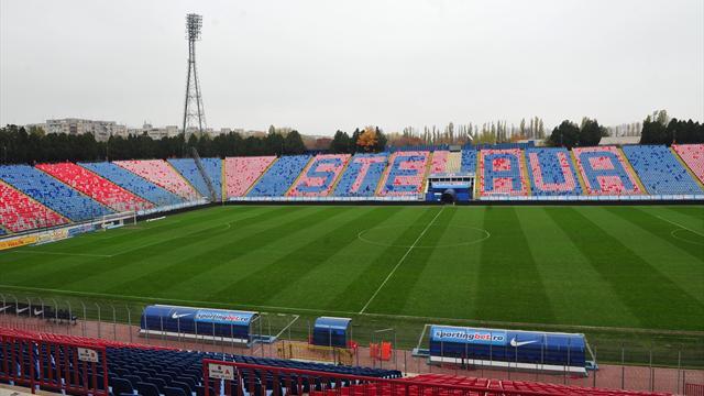 Devuelven temporalmente el nombre y el escudo al Steaua de Bucarest