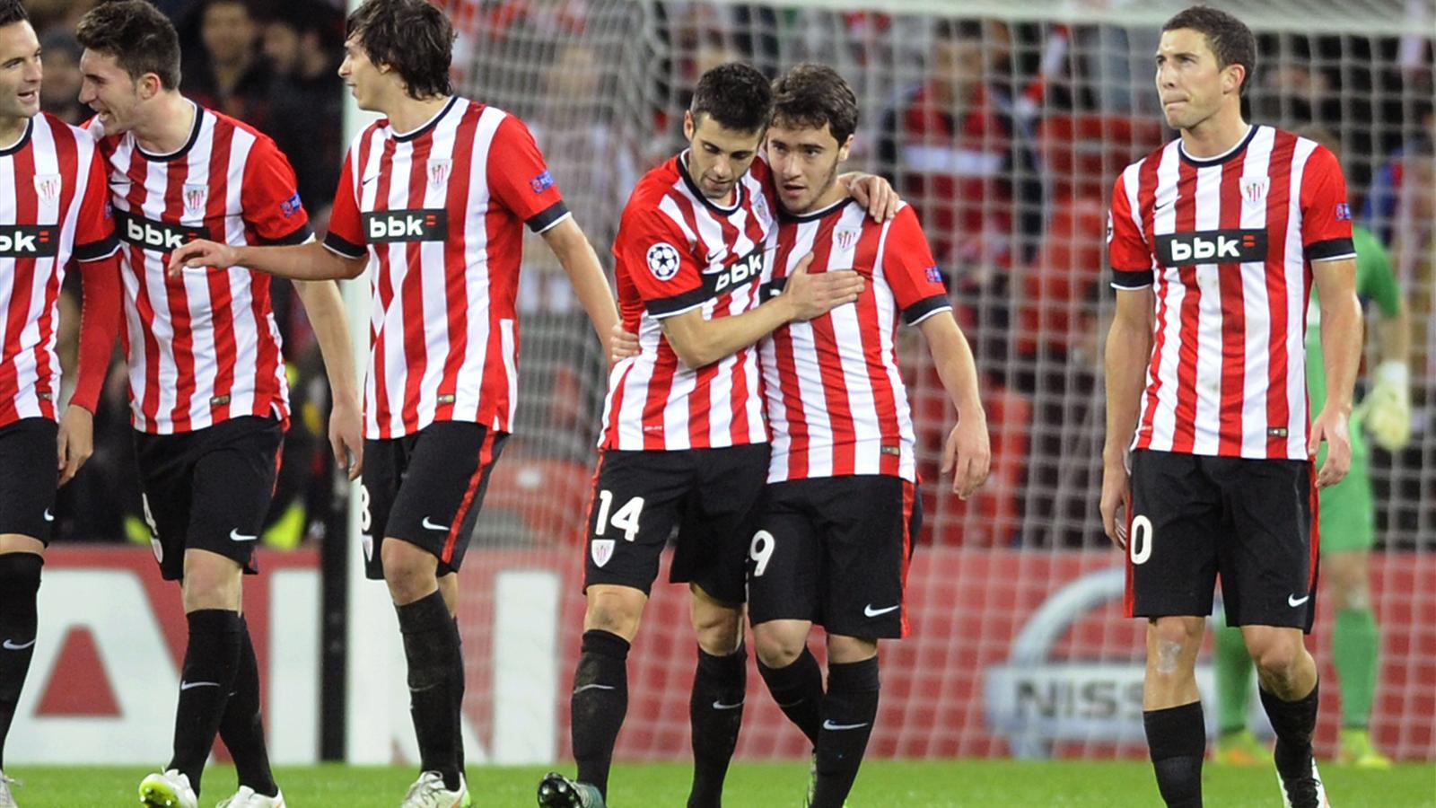 L'Athletic Bilbao est renversé en Ligue Europa
