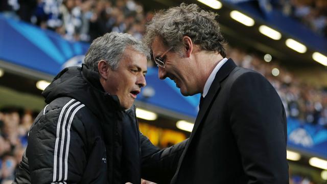 """Plus que Bâle, Paris serait """"un déplacement facile"""" pour Mourinho"""