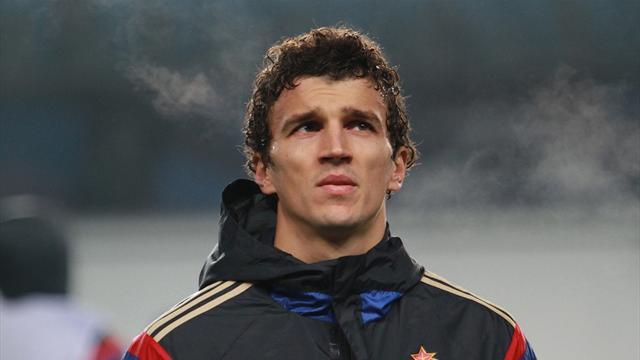 Прошлый футболист «Рубина» Роман Еременко дисквалифицирован заупотребление наркотиков