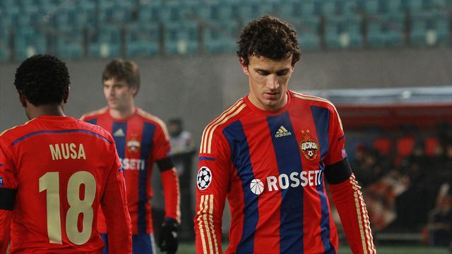 УЕФА оставил всиле двухлетнюю дисквалификацию Еременко