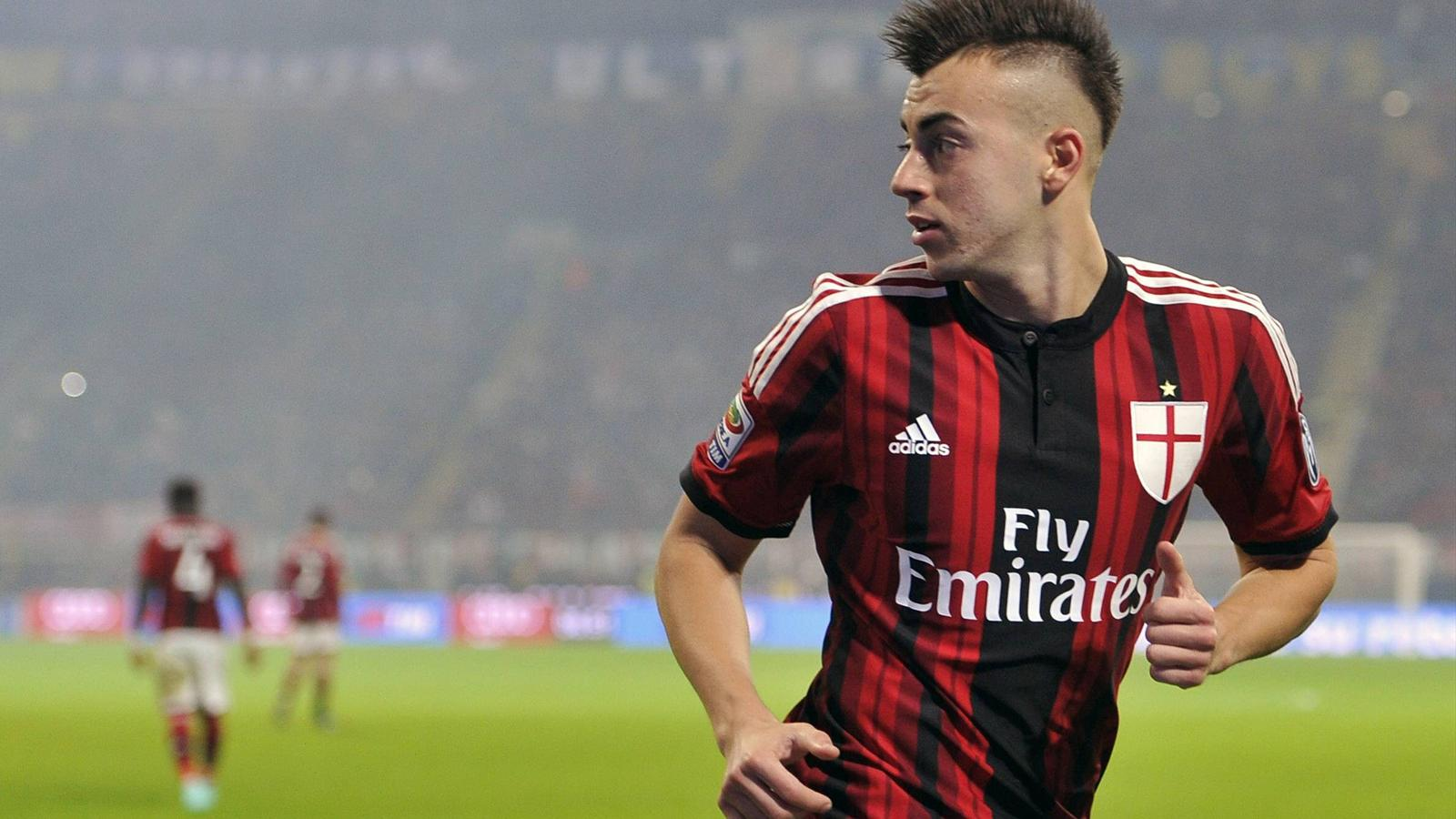Milan forward Stephan El Shaarawy set to join Monaco Serie A