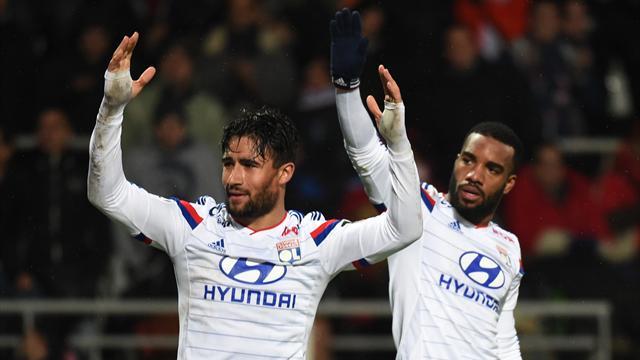 Lyon - Monaco EN DIRECT