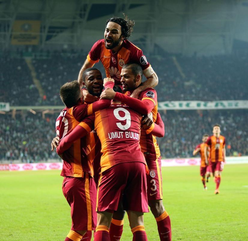 Galatasaray-konya maçı özeti