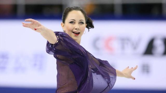 Сборная России завоевала четыре медали в Финале Гран-при