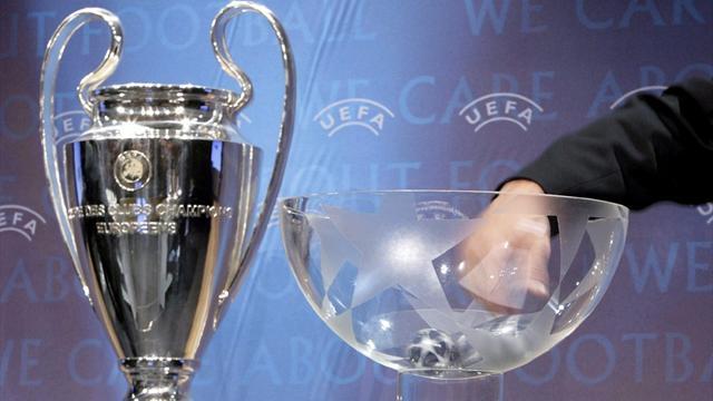 Champions League: Auslosung zum Halbfinale heute live im TV und im Livestream bei Eurosport