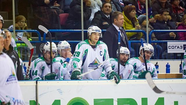 Отмененная отставка Юрзинова и другие события недели в КХЛ