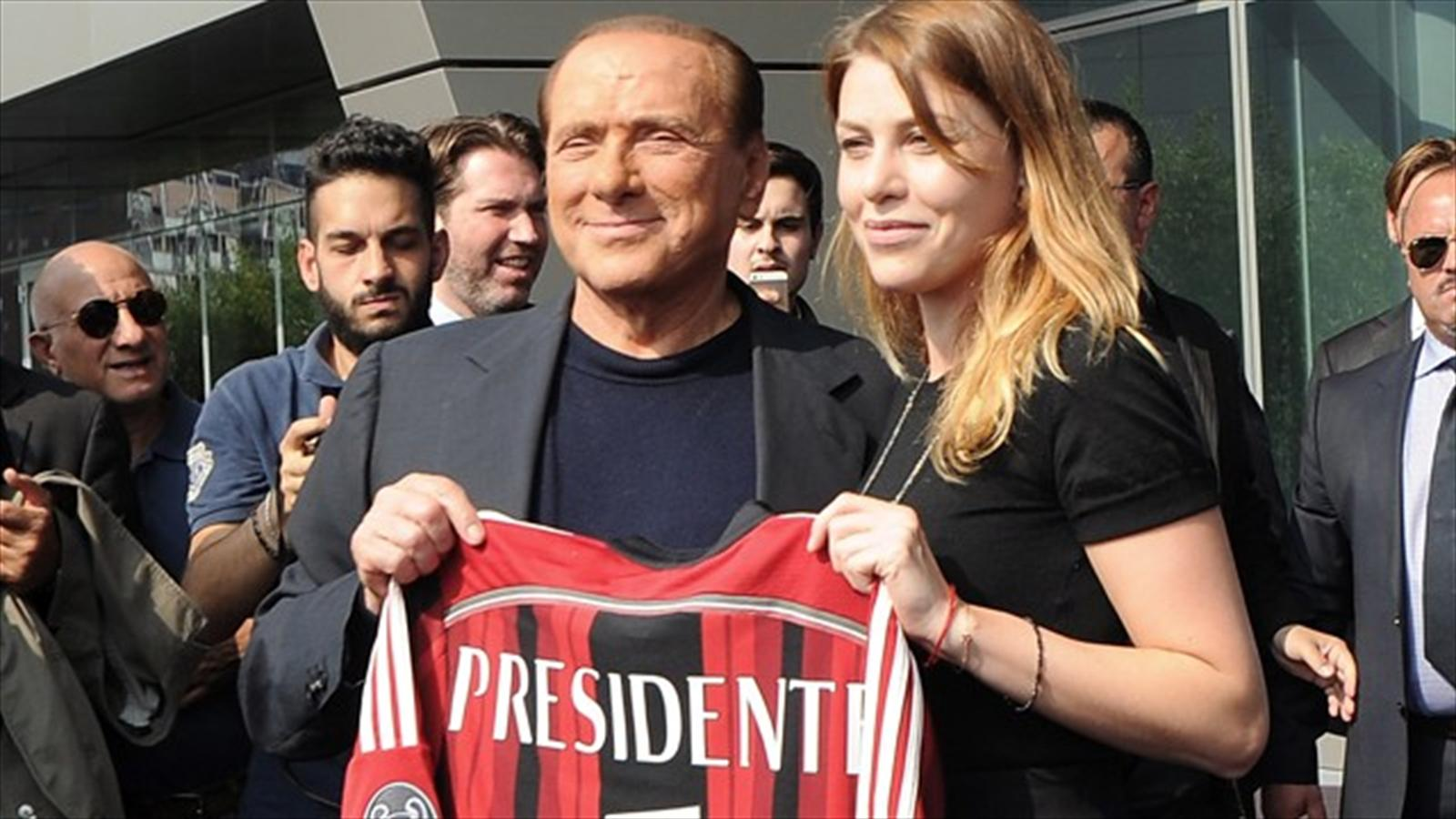 Superstar Silvio Berlusconi Nude Photos Scenes
