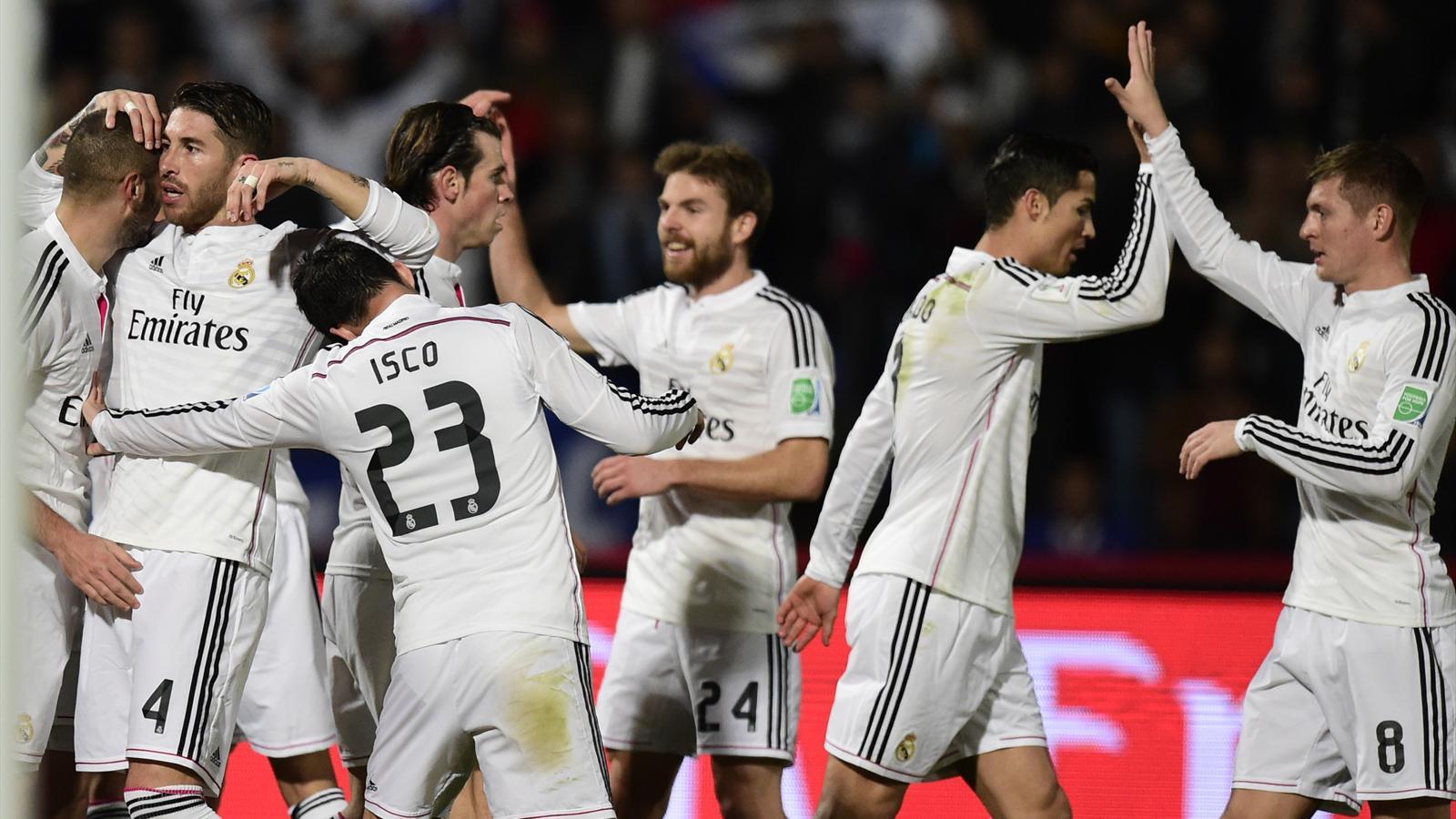 Coupe du monde des clubs 2014 le real madrid crase cruz azul 4 0 et se hisse en finale - Coupe du monde des clubs 2009 ...