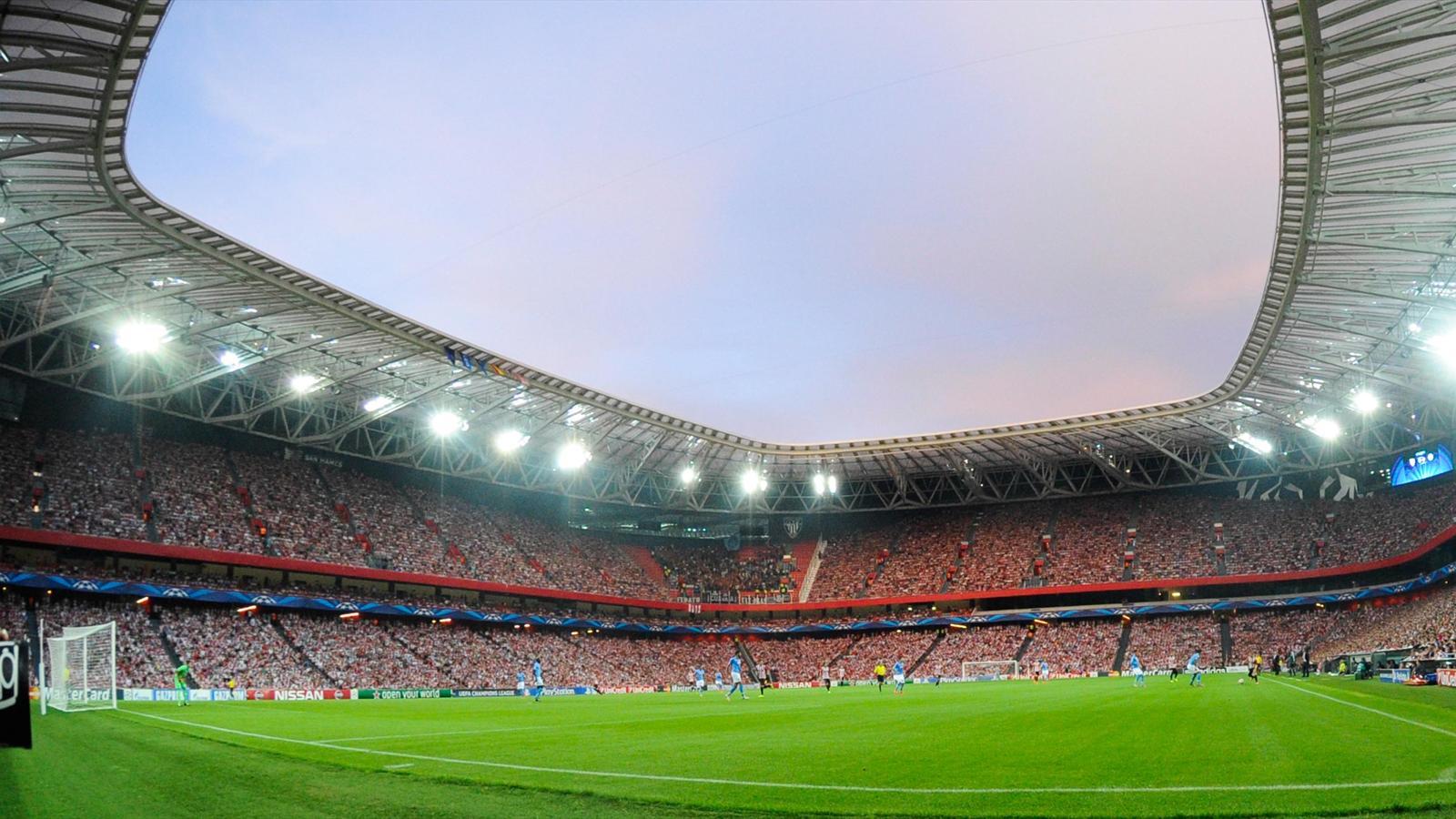 Champions cup bilbao candidat pour accueillir la finale - Coupe d europe 2000 finale ...