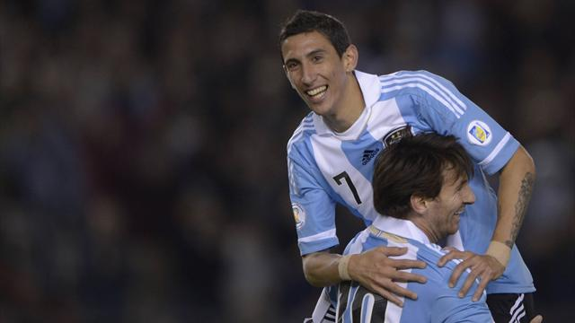 Pour les Argentins, le meilleur n'est pas Messi, c'est Di Maria !