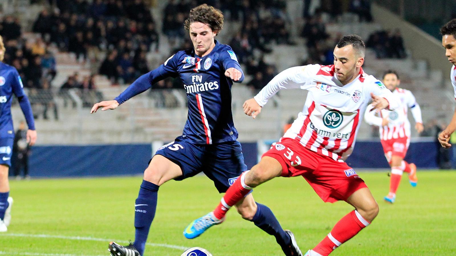Live ac ajaccio paris saint germain 1 8 finale coupe de la ligue 2014 2015 football - Finale coupe de la ligue 2014 ...