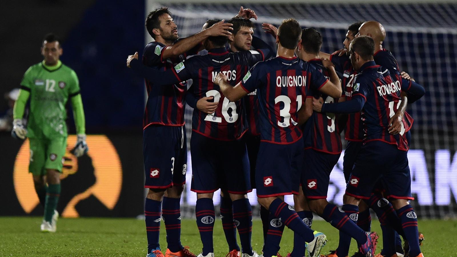Mondial des clubs 2014 san lorenzo d fiera le real - Resultat foot feminin coupe de france ...