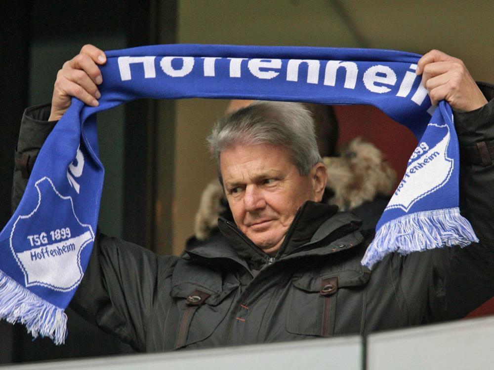 Dietmar Hopp übernimmt die Mehrheit der Stimmrechte