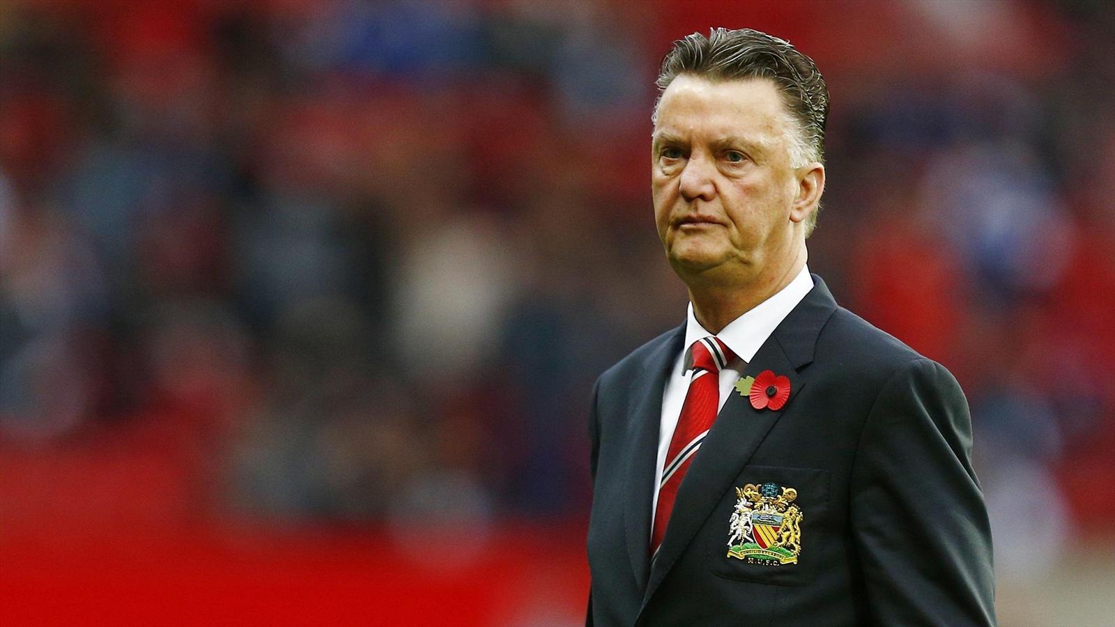 Louis Van Gaal Lauds Manchester United's 'fantastic
