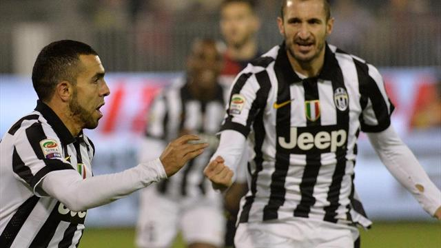 Juventus return to winning ways against Cagliari