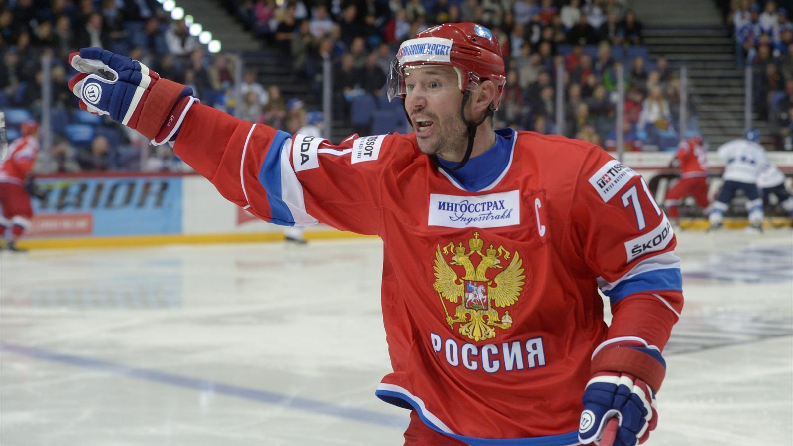 Русский хоккеист Ковальчук о падении курса рубля: